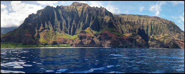 Kalepa Ridge NaPali Coastline Kauai
