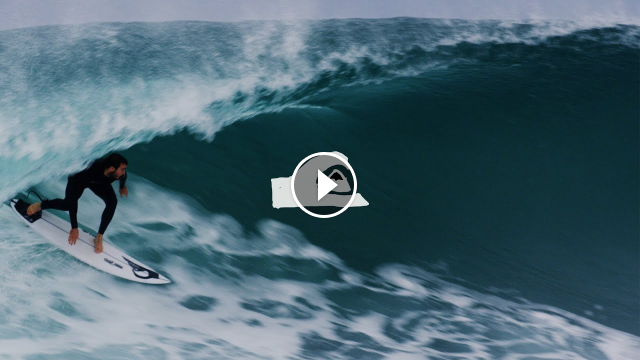 MIKEY WRIGHT BACK IN THE WATER