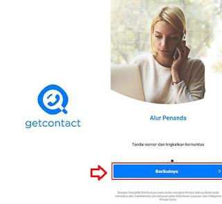 Cara Mengetahui Nama Kontak Kita di hp Orang lain dengan Get Contact