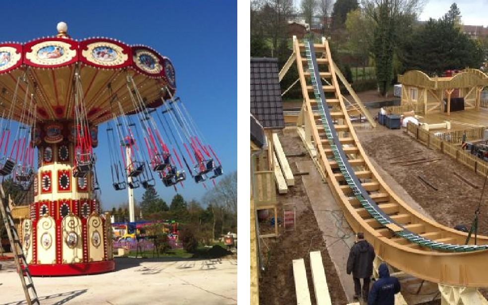 parc attraction ouvert en avril