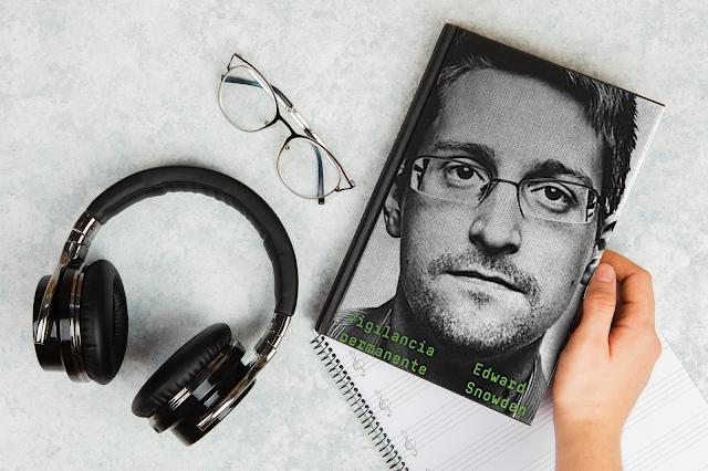 Vigilancia permanente (No Ficción) Edward Snowden