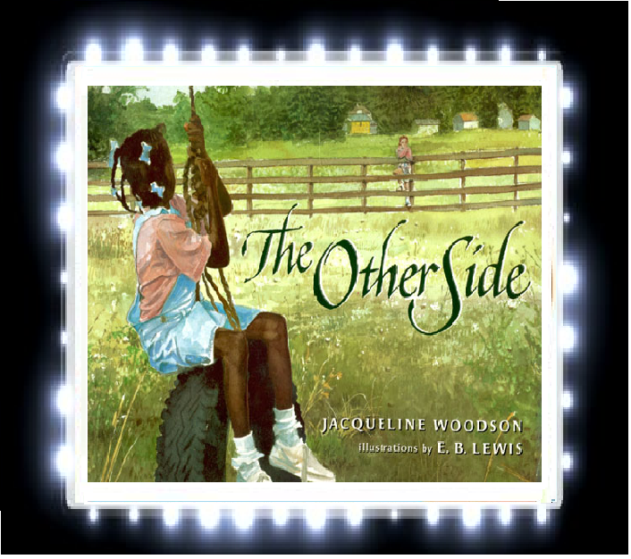 Rabbit Ears Book Blog Book Review The Other Side By Jacqueline