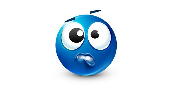 Goofy Facebook Smiley | Symbols & Emoticons