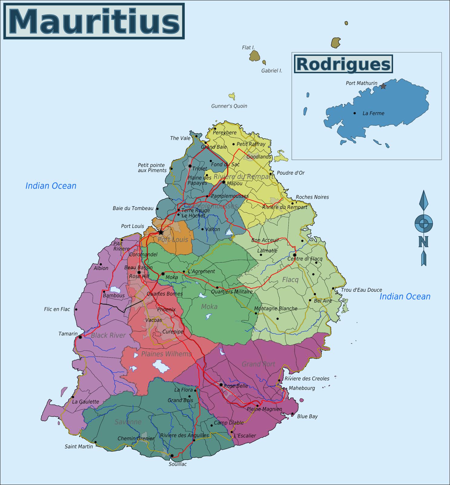 dating Mauritiuksen mies