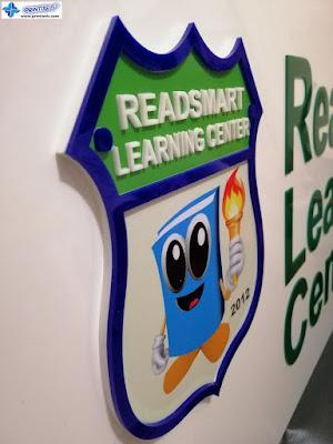 Readsmart Logo Signage
