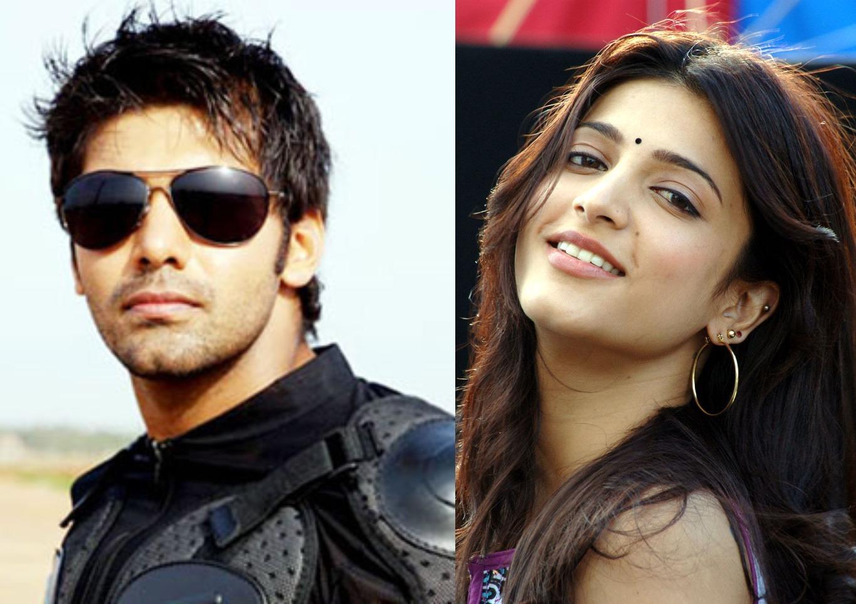 Shruti Haasan, Arya Upcoming Tamil Movie Vadi Vasal Poster, release date