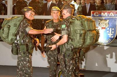 Estamos preparados para dar segurança ao País, diz Comandante do Exército