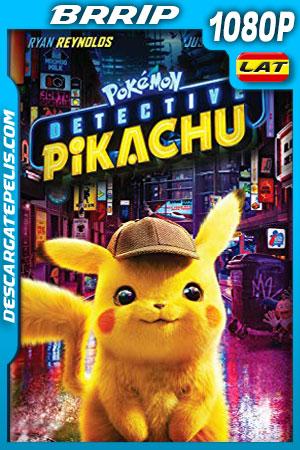 Pokémon: Detective Pikachu (2019) BRrip 1080p Latino – Ingles