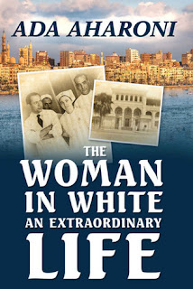 The Woman in White: an Extraordinary Life by Ada Aharoni #BookReview #BookChatter #Books