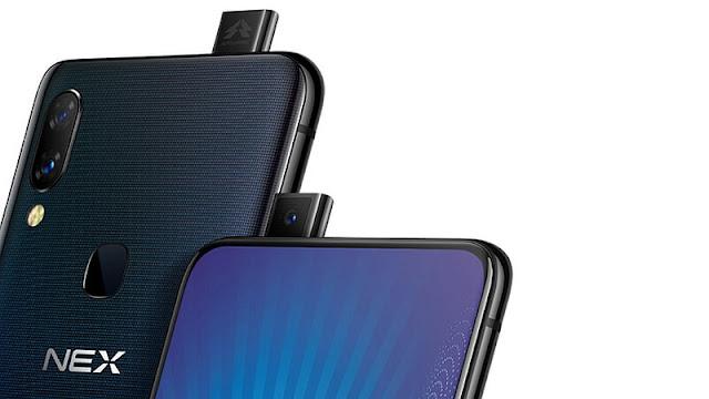 سعر ومواصفات هاتف vivo NEX S بالصور