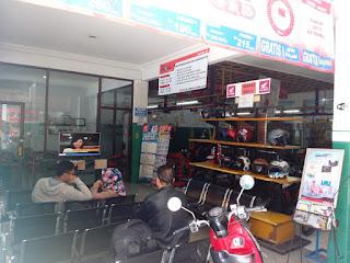 bengkel resmi sepeda motor honda Banyuwangi
