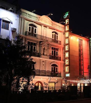 FLORENCIA HOTEL EN NUEVA DELHI 1