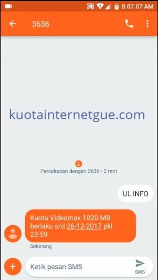 Cara Mengecek Kuota Telkomsel Simpati Terbaru 2019 Via SMS