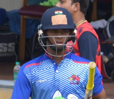 yashasvi jaiswal cricketer
