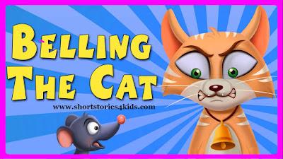 Belling the Cat - Short Story for Kids