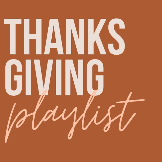 2019 Classic Thanksgiving Playlist