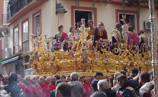 La Cofradía de la Cena de Málaga proyecta cambiar su sede canónica a la parroquia de Santo Domingo