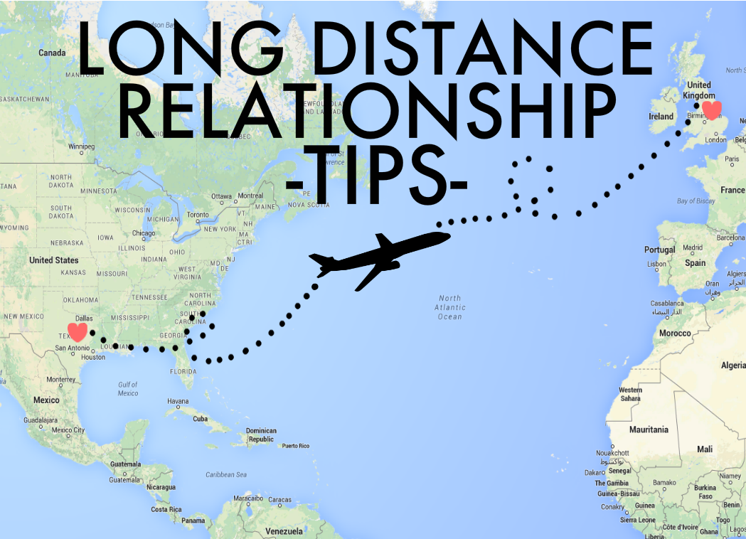 how to deal with distance in a long relationship
