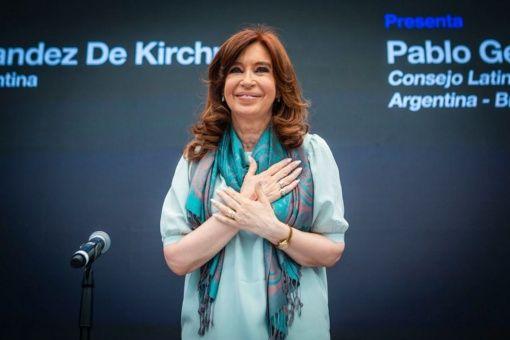 Cristina Fernández: Argentina vuelve a tener el cepo de una deuda sin precedente