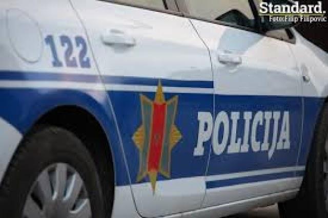 Policija odblokirala put prema graničnom prelazu Grnčar