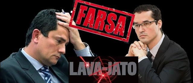 Resultado de imagem para Farsa a Jato