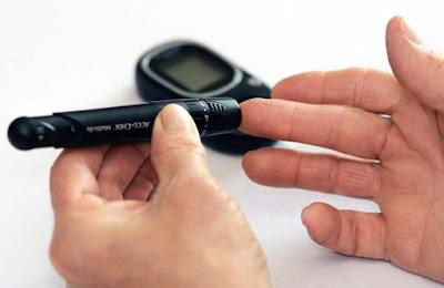أعراض مرض السكري من النوع 1