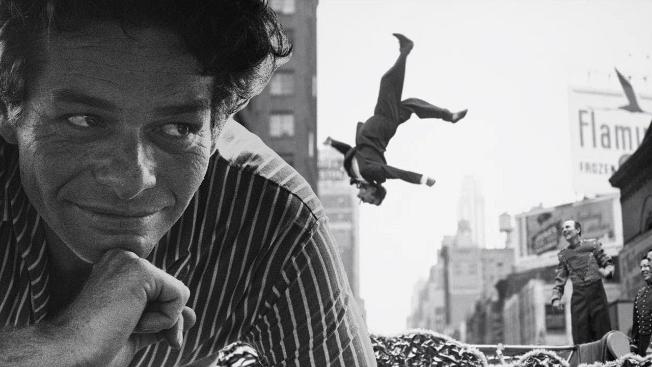 "Garry Winogrand - The First ""Digital Photographer"" Shooting Film"