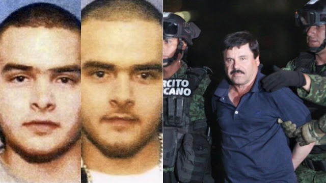 Apenas va la primera gringos acaban de detener a la esposas de de los Gemelos Flores, quien cantaron contra su patrón El Chapo Guzmán