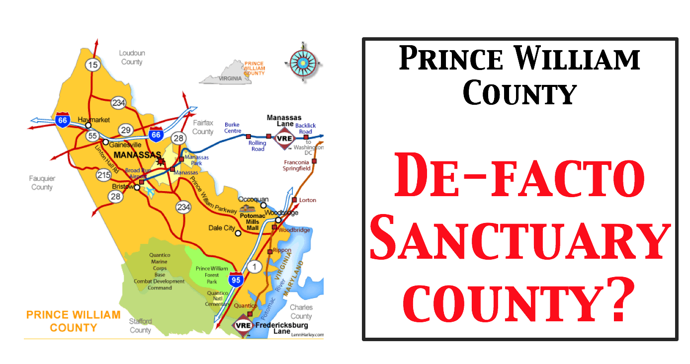democratic party activists have joined with a variety of immigration activists in an attempt to make prince william county a de facto sanctuary county