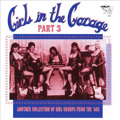 Garage Girls (Girls in the Garage) Vol 3