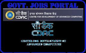CDAC jobs