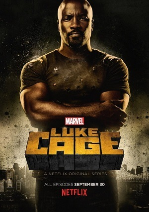 Luke Cage - 2ª Temporada Séries Torrent Download capa