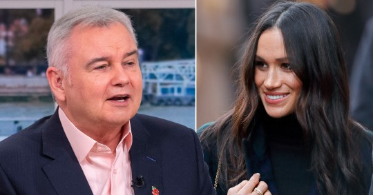 Eamonn Holmes brands Meghan Markle 'weak, manipulative and spoilt'