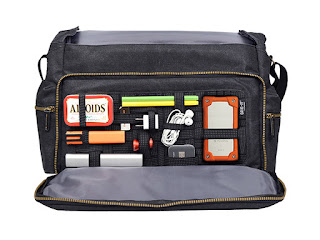 Keep Your Daily Essentials Organized Day In & Day Out - Messenger Bag