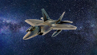 Indicative Image of Fighter Jet