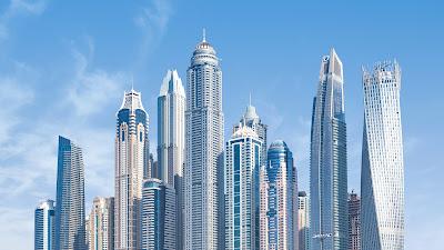 Dubai Tourist hotspots