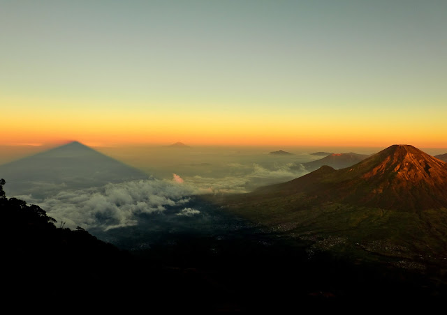 Volcanoes Indonesia
