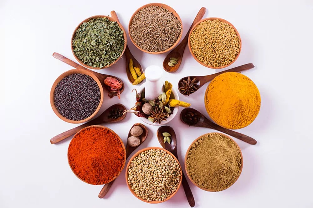 Indian Spices - Spices Names - Masale