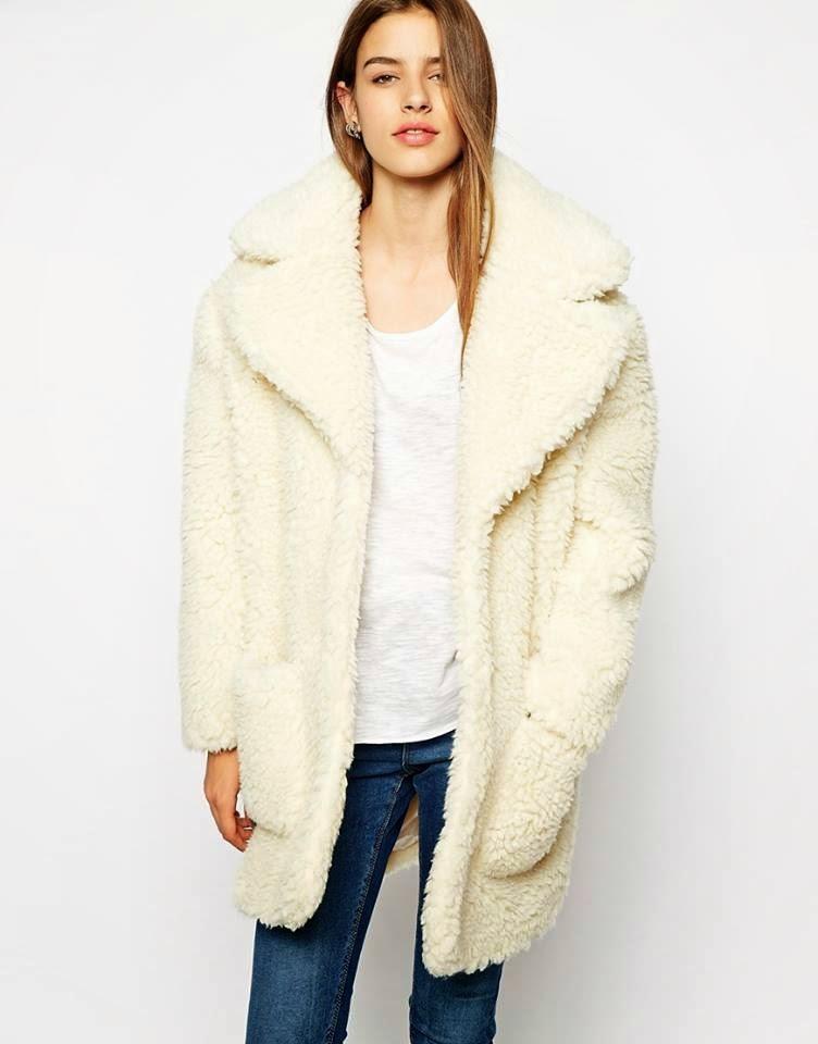 Winter Wear Coats Jackets 2018 For, Asos Winter White Coats