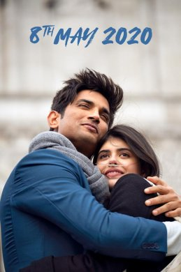 Dil Bechara new upcoming movie first look, Poster of Sushant, Sanjana next movie download first look Poster, release date