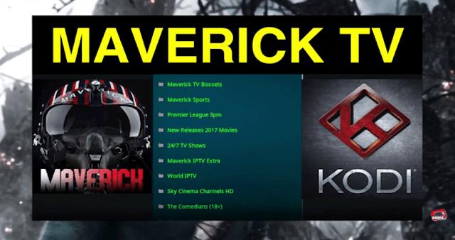 Maverick TV Addon
