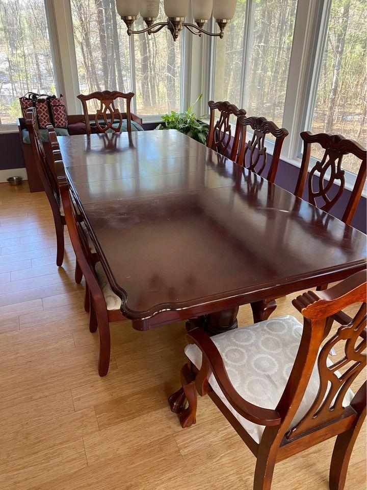 boston area dining set sale