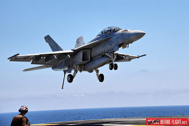 Boeing Navy contract modernize Super Hornet
