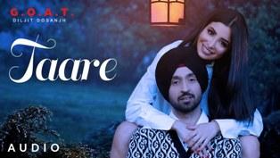Taare Lyrics - Diljit Dosanjh Ft. Nimrat Khaira
