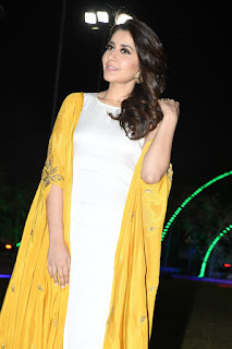 raashi khanna at balakrishnudu audio launch 05
