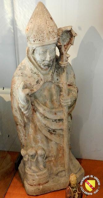 Saint-Nicolas (XVIe siècle) - Musée d'Epinal (88)