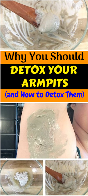 Why You Should Detox Your Armpits (and How to Detox Them)