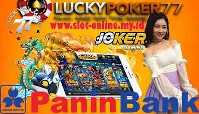 Joker 123.Net Daftar Slot Joker123 Via Panin Bank 24 Jam