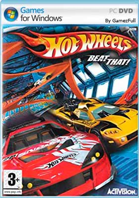 Hot Wheels Beat That pc full español mega y google drive