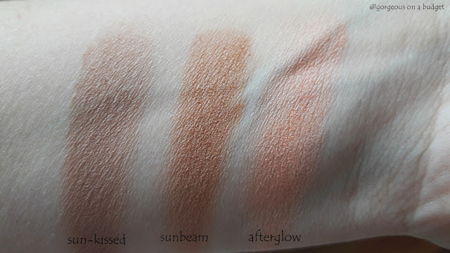 Artdeco Most wanted palette swatches Notinohr